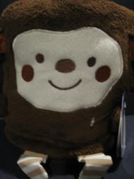 Babies R Us Monkey Rollup Blanket