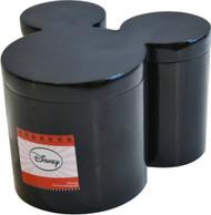 DISNEY Mickey Mouse Icon Head Cotton Jar ??ç?? Black