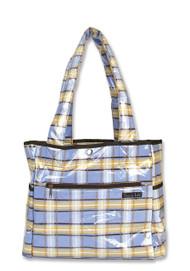 Trend Lab Tulip Tote Style Diaper Bag, Rockstar