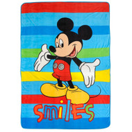 Disney Mickey Mouse Twin/Full Blanket