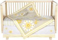 MiGi Sweet Sunshine 3 Piece Crib Set