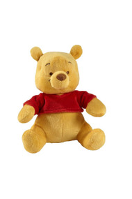 Disney Pooh Plush Character and Rolled Blanket Set