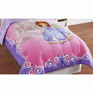 Disney Sofia the First Twin Bed Comforter Princess in Training Bedding