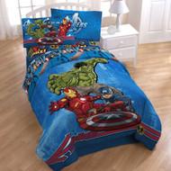 Marvel Avengers Twin Comforter