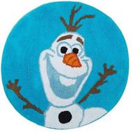 Disney Olaf the Snowman Childrens Bath Rug