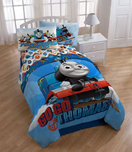 Thomas The Train 'Go Go Thomas' Twin Size Comforter