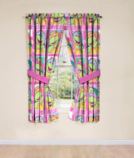 "Teenage Mutant Ninja Turtles ""Shell-Tastic"" Drapes"