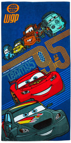 Disney/Pixar Cars 2 USA Fiber Reactive Beach Towel