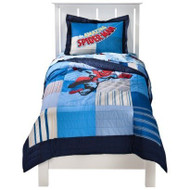 Spiderman Upscale Quilt Set - Twin