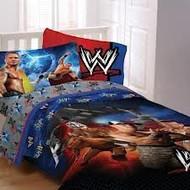 Wwe Super Soft Micro Raschel Twin/full Comforter