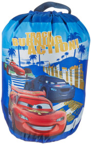 "Disney/Pixar Cars 2 ""Track Burn"" Slumber-bag"