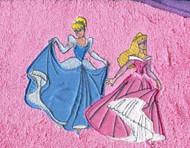 Disney Princess Embroidered Bath Towel