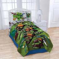 Teenage Mutant Ninja Turtles Plush Blanket Bedding