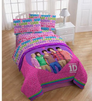 One Direction Twin Sheet Set Bedding