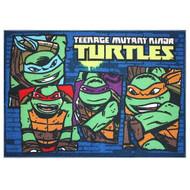 Teenage Mutant Ninja Turtles Team Turtles Rug - 31 1/2'' x 44''
