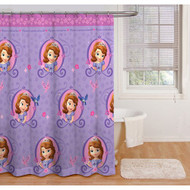 Disney Sofia the First Shower Curtain