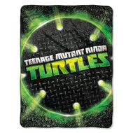 Teenage Mutant Ninja Turtles Super Plush Fleece Throw