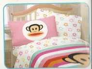 Paul Frank Julius Twin Sheet Set