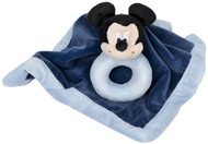 Disney's Mickey Mouse Security Blanket with Rattle
