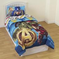 Marvel Avengers Twin Comforter Ultron