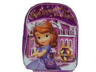 Disney Sofia The First Toddler Mini Backpack