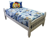 Disney Jake and the Never Land Pirates 3pc Twin Sheet Set