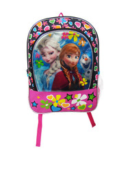 Disney Frozen Neon 16 inch Backpack - Photo Bomb!