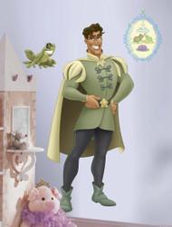 "Disney Princess and the Frog ""Prince Naveen"" Giant Wall Decal"