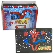 Marvel Spiderman 4Pk Placemats
