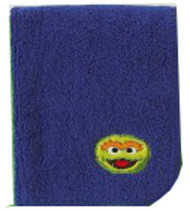 Sesame Street Washcloth