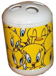 Looney Tunes Tweety Toothbrush Holder