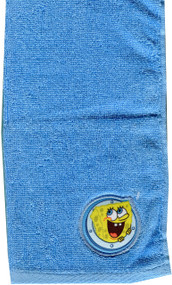 "Nickelodeon SpongeBob Square Pants ""Set Sail"" Washcloth"