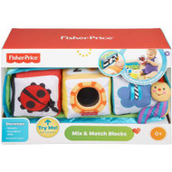 Fisher Price Mix and Match Blocks