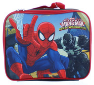 Marvel Ultimate Spider-man Insulated Lunch Bag
