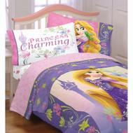 Disney Tangled 3pc Twin Bed Sheet Set
