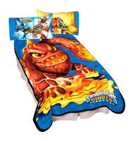 Skylanders Monster Twin Microraschel Blanket
