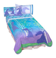 Disney Brave Princess Merida Microraschel Blanket