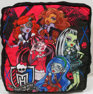 Monster High Ghouls Rule Pillow