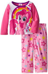 My Little Pony Little Fleece Pajama Set 2T