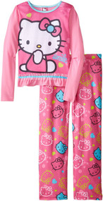 Girls Size 7 14 Dress Pajama Set Girls Tops