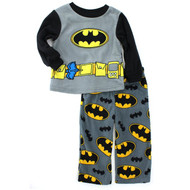 Batman Toddler Fleece Pajamas - 3T