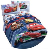 Disney Cars Microfiber Full Comforter