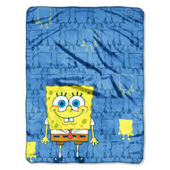 Nickelodeon Spongebob Squarepants  Blanket
