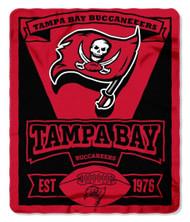 Tampa Bay Buccaneers NFL Fleece Blanket