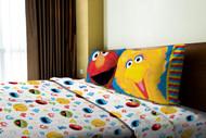 Sesame Street Twin Sheet Set