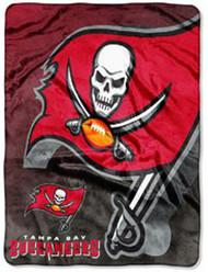 Tampa Bay Buccaneers NFL Micro Raschel Blanket