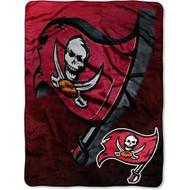 NFL Tampa Bay Buccaneers Micro-Raschel Blanket