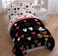 Disney Mickey Mouse Microfiber Twin Comforter