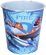 Pixar Planes Fire and Rescue Wastebasket