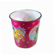 Disney Princess Plastic Wastebasket